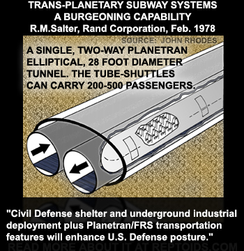 the time required to build tunnels lessened and the inherent dangers of loose rock tunneling avoided see the actual los alamos patents 1 2 3